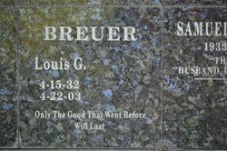 Louis G. Breuer