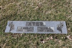 Allie Lee <I>Groggs</I> Ater