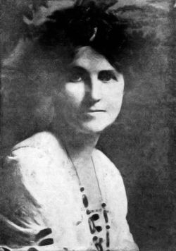 Alice Earle <I>Nicholson Coates</I> Trask
