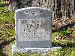 Georgia Alice <I>Dean</I> Howard