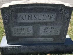 Walter Kinslow