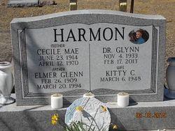 Dr E Glynn Harmon