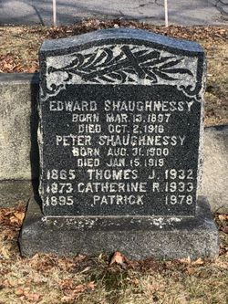 Peter F. Shaughnessy