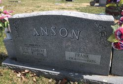 Ann Eldeene <I>Bruckner</I> Anson