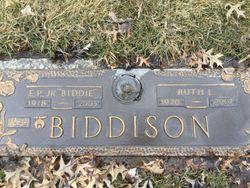 Ruth L. <I>Simmons</I> Biddison