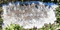 Millard Herman Maner