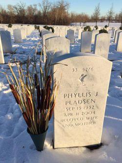 Phyllis Jean <I>Rose</I> Pladsen