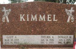 Gary Allen Kimmel