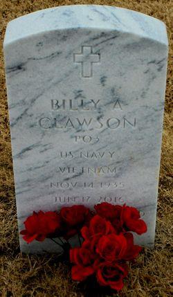 Billy Alvin Clawson