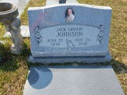 Jack Griffin Johnson
