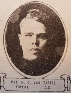 """Henry Clair """"Harry"""" Van Tasell"""