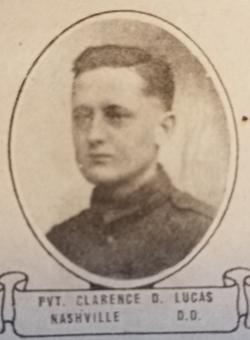 Clarence D Lucas