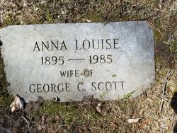 Anna Louisa <I>Andrews</I> Scott
