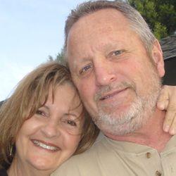 Sharon Shields Williams and Husband, Dan