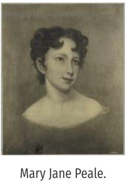 Mary Jane Peale