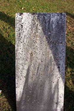 Isaac W Gillett