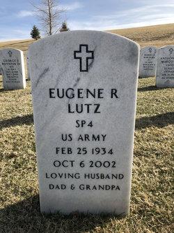Eugene R Lutz