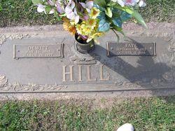 Corbitt Faye <I>Bryce</I> Hill