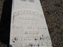 Catherine <I>Spear</I> Perkins