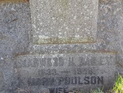 Mary <I>Poulson</I> Bailey