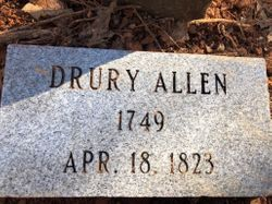 Drury Allen