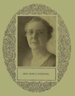 Maud <I>Gage</I> Sterling