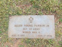 SGT Allen Young Parker Jr.