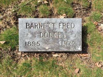 Barnett Fred Dodge