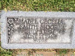 Mabel Cecelia Moore