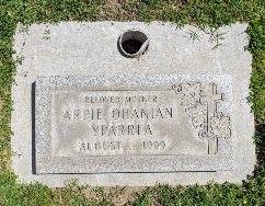 Arpie Ann <I>Ohanian</I> Yparrea