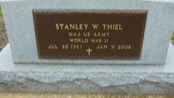 Dr Stanley W. Thiel