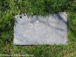 Joseph Marion Moss