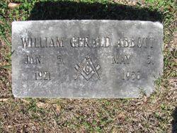 William Gerald Abbott