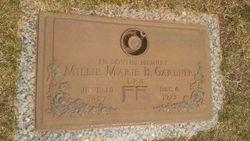 Millie Marie <I>Bagwell</I> Gardner