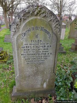 Rev Thomas Oliver