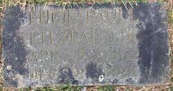 Lucie Faulkner <I>Paull</I> Fitzpatrick