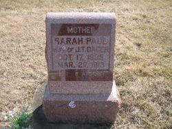 Sarah A. <I>Perkins</I> Gager