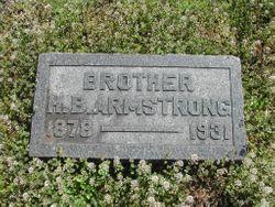 H B Armstrong