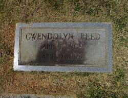 Gwendolyn Belle <I>Guin</I> Reed
