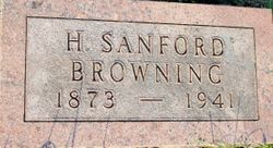 Harry Sanford Browning