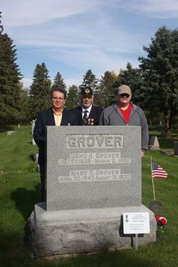 John H Grover