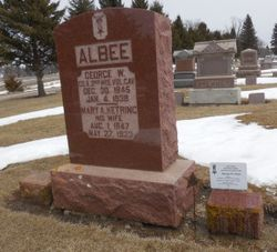 George Washington Albee
