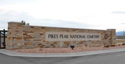 Pikes Peak National Cemetery