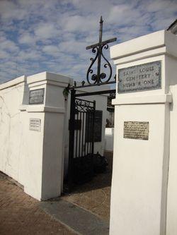 Saint Louis Cemetery Number 1
