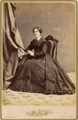 Sarah Bates <I>Douglass</I> Cornell