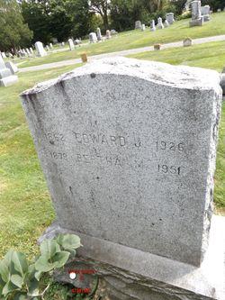 Edward J Robinson