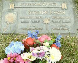 """Dr Kathleen Shelton """"Kai"""" <I>Kagan</I> Hallet"""