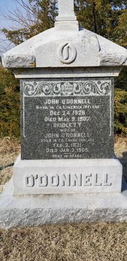 John B O'Donnell