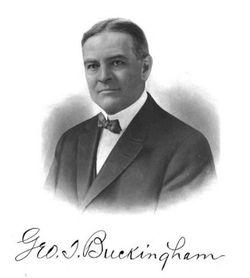 George Tracy Buckingham