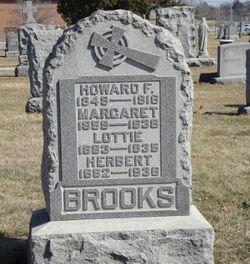 Margaret A. <I>Larkin</I> Brooks